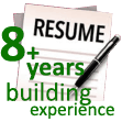 8 Years Resume Building Experience 2 Firefighter Resume