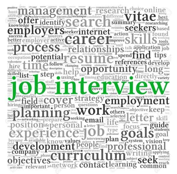 job interview FireFighter Interview