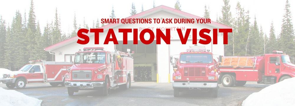 SMART QUESTIONS TO ASK DURING YOUR STATION VISIT1 Smart Questions to Ask During Your Station Visit