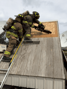 ventilation trailer OFAI Preparation & Testing