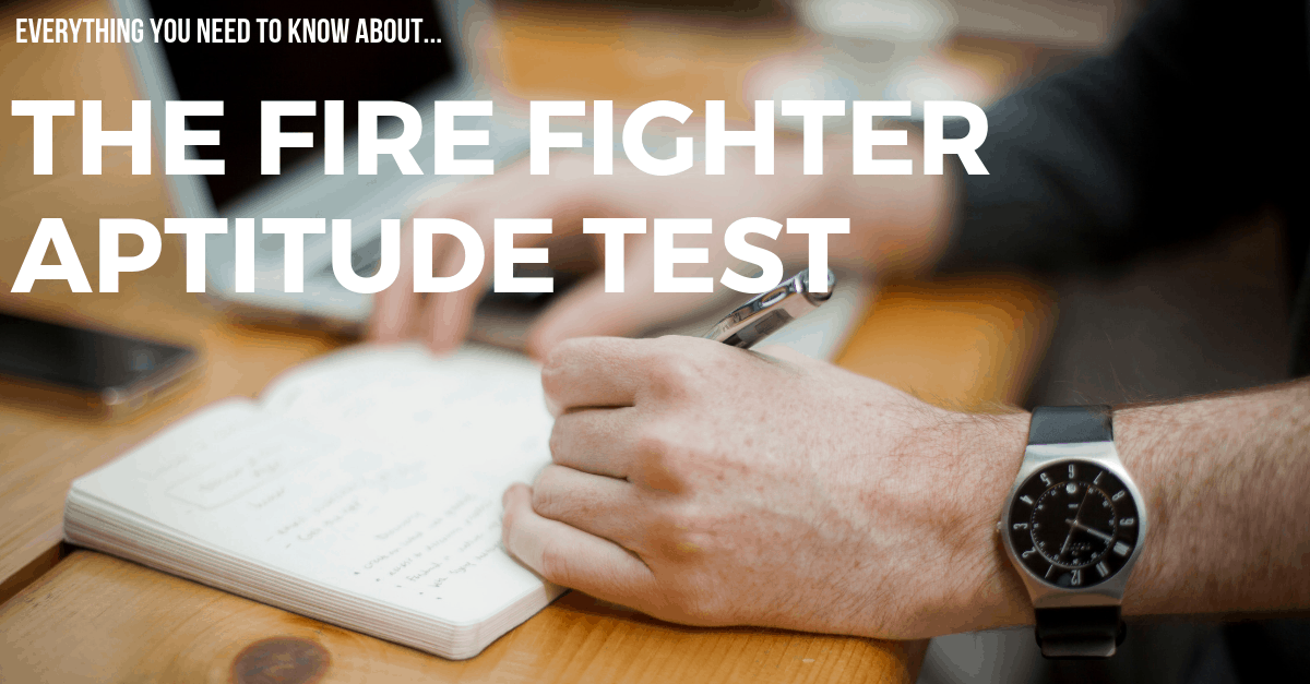 Firefighter Aptitude Test